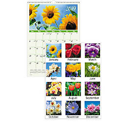 AT A GLANCE Flower Garden Monthly