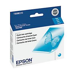 Epson T5592 T559220 Cyan Ink Cartridge