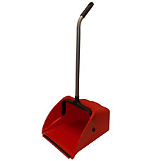 Continental Jumbo Dustpan Red