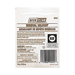 JohnsonDiversey Beer Clean Mineral Solvent 05