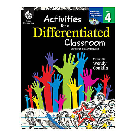 Shell Education Activities For A Differentiated Classroom, Grade 4