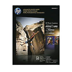 HP Advanced Photo Paper 8 12
