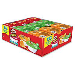 Pringles reg Variety Pack Original Sour