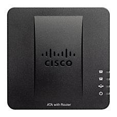 Cisco SPA122 ATA with Router 2