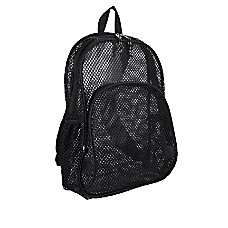 Eastsport Sport Mesh Backpack Black