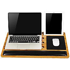 LapGear BamBoard Lap Desk 15 H