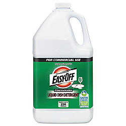 Professional EASY OFF Liquid Dish Detergent