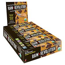Raw Revolution Bars Chunky Chocolate Peanut