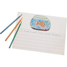 Pacon Multi Program Picture Story Paper