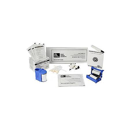 Zebra 61332M Print Head Cleaning Card - For Printer - 10