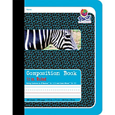 Pacon 12 Ruled Composition Book 100