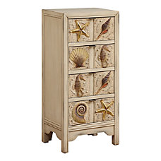 Coast to Coast 4 Drawer Chest