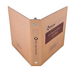 ReBinder Original Cardboard 3 Ring Binder