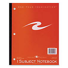 Roaring Spring Tape Bound Notebook 8