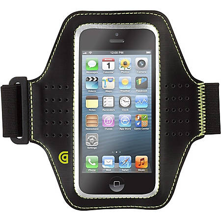 Griffin Trainer Carrying Case (Armband) iPhone 5, iPhone 5S, iPhone 5c, iPod touch - Black