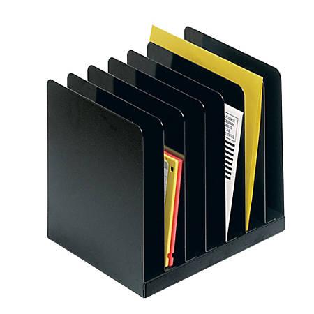 Office Depot® Brand Message File, Black