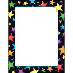 Trend Gel Stars Copy Multipurpose Paper