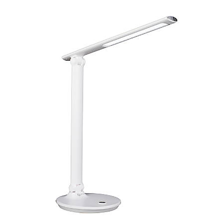 "OttLite® Emerge LED Desk Lamp, 23""H, White"