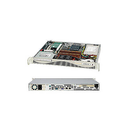 Supermicro 512F-280B Chassis