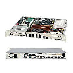 Supermicro 512F 280B Chassis