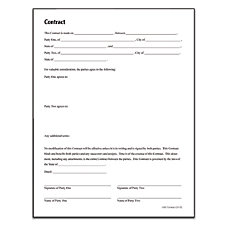 Adams Legal Contracts