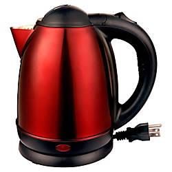 Brentwood 17 Liter Stainless Steel Tea