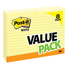 Post it 4 x 6 Notes