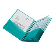 Office Depot Brand 8 Pocket Poly