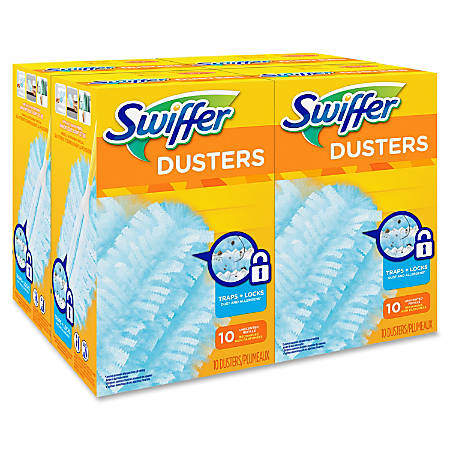 Swiffer Unscented Dusters Refills - Fiber