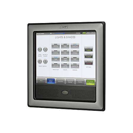 AMX NXD-1200V Modero Video Wall/Flush Mount - Touch panel - wired - 10/100 Ethernet
