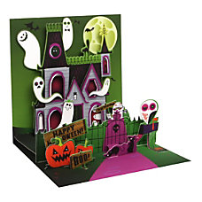 Up With Paper Halloween Pop Up