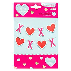 American Crafts Damask Love 2020 Valentines