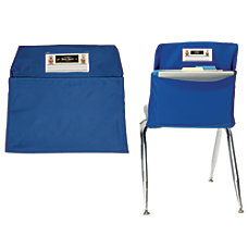 Seat Sack Large Bags 17 Blue