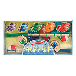 Melissa Doug Catch Count Fishing Game