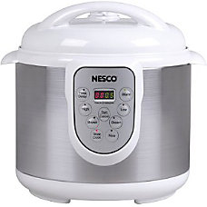NESCO 4 In 1 Pressure Cooker