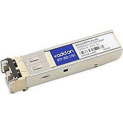 AddOn Avaya/Nortel AA1419074-E6 Compatible TAA Compliant 100Base-FX SFP Transceiver (MMF, 1310nm, 2km, LC) - 100% compatible and guaranteed to work
