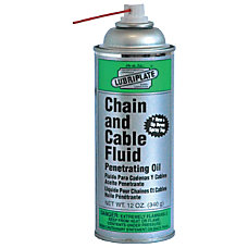 12 OZ CHAIN CABLE FLUID AEROSOL
