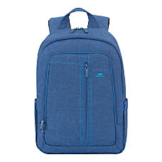 Rivacase 7560 Canvas Backpack With 15