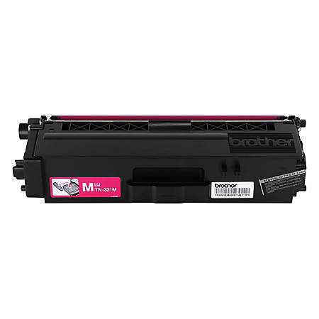 Brother® TN-331M Toner Cartridge, Magenta