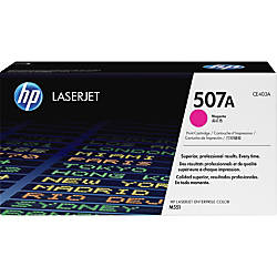 HP 507A Magenta Original Toner Cartridge
