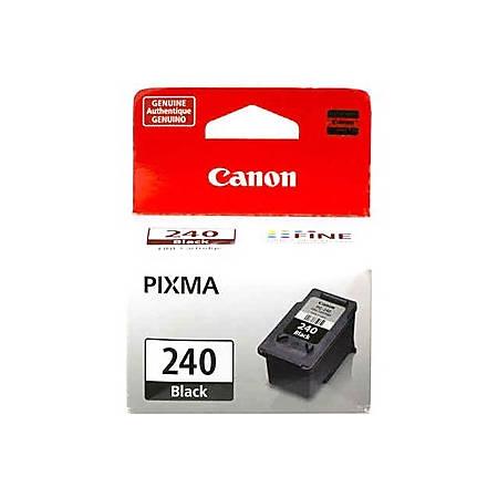 Canon PG-240 - Pigmented black - original - ink cartridge - for PIXMA MG3222, MG3520, MG3522, MG3620, MX392, MX452, MX459, MX472, MX522, MX532, TS5120