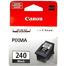 Canon PG 240 Ink Cartridge Black