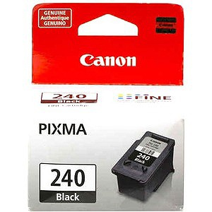 Canon PG 240 Black FINE Ink Cartridge By Office Depot OfficeMax