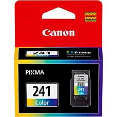 Canon CL 241 Color cyan magenta