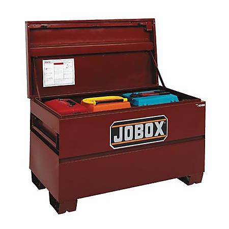42X20X23.75 JOBOX STEELINDUSTRIAL SITE VAULT