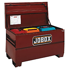 42X20X2375 JOBOX STEELINDUSTRIAL SITE VAULT