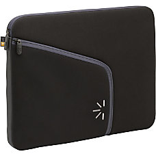 Case Logic 14 Notebook Sleeve Black