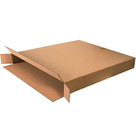 "Office Depot® Brand Side-Loading Boxes, 42""H x 6""W x 36""D, Kraft, Bundle Of 5"