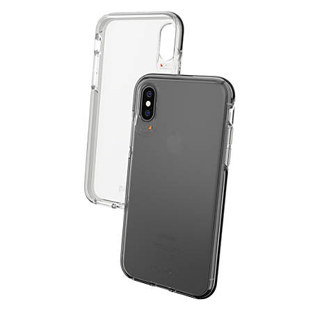 mophie GEAR4 Crystal Palace Case For iPhone X And XS, Clear, 33190