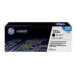 HP 122A Black Original Toner Cartridge